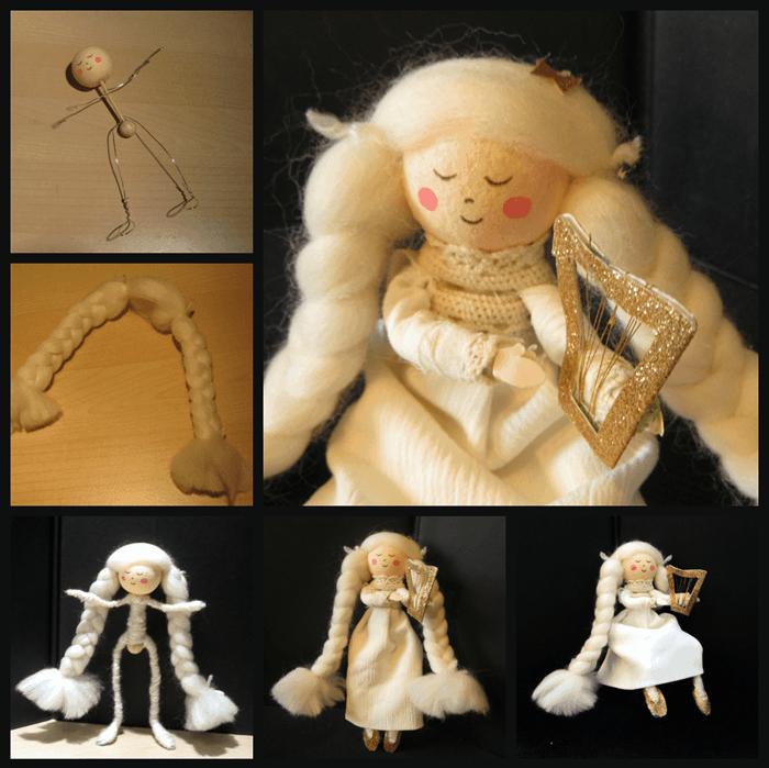 lutke harfistka