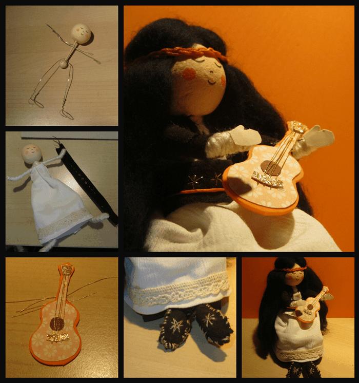 lutke indijanka kitara