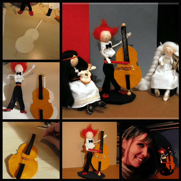 puppets trio