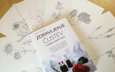 Zdravljenje čustev z močjo cvetnih esenc