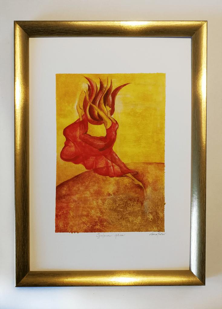 Ognjena ptica