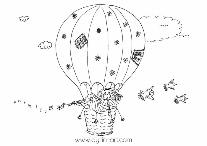 ayrin-art.com Balon